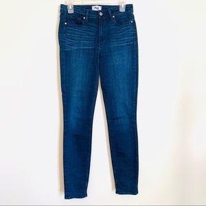 PAIGE | Hoxton Ultra Skinny Jean, 29